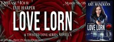 Living Indie Book & Author Blog: RELEASE TOUR - LOVE LORN BY AMY MANEMANN