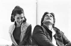 65 Behind The Scenes Pictures From Star Wars 14