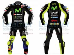 Valentino Rossi Movistar Yamaha 2017 Suit Black  https://www.leathercollection.com/en-we/valentino-rossi-movistar-yamaha-2017-suit-black.html  #Yamaha_Suit, #Valentino_Rossi_Movistar_Yamaha_2017_Suit_Black, #Valentino_Rossi_Suit