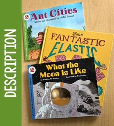 Check out this post for informational text structure mentor texts and read alouds for teaching text structure. The post also includes tips for introducing and teaching text structure to upper elementary students. Star Mobile, Description Text Structure, Text Feature Anchor Chart, Nonfiction Activities, Reading Lessons, Reading Help, Library Lessons, Teaching Posters, Reading Themes
