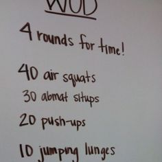 one day closer. Crossfit Workouts For Beginners, At Home Workouts, Air Squats, Excercise, Fitness Tips, Closer, Health And Beauty, Gym, Ejercicio