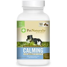 Pet Naturals of Vermont Calming, behavioral Support for Dogs  #Cats