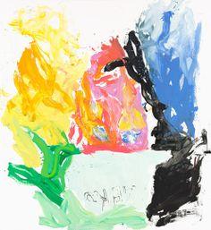 Georg Baselitz: Farewell Bill | Gagosian Gallery London
