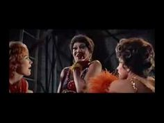 (Dancing starts at 3:40) There's gotta be something better than this - Chita Rivera, Paula Kelly & Shirley Maclaine (from Sweet Charity)