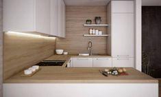 Kuchyne na mieru - za atypické rozmery skriniek u nás neplatíte! House Design, Kitchen Cabinets, Kitchen Decor, Contemporary Kitchen, Home Decor, Kitchen Room Design, House Interior, Simple Kitchen Design, Modern Kitchen Design