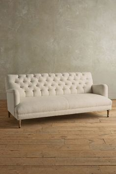 Striped Linen Orianna Sofa, Wilcox - anthropologie.com #anthrofave