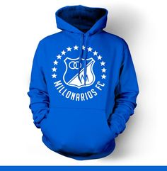 Al Hilal Saudi Arabia Hoody Sweatshirt Hoodie Sweatshirts, Hoodies, Cali Colombia, Chelsea Fc, Graphic Sweatshirt, T Shirt, Stay Warm, Me Too Shoes, Soccer