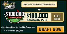 Contest run at DraftKings for the 2015 Players Championship