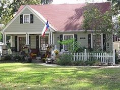 exterior paint colors with red roof - Google Search