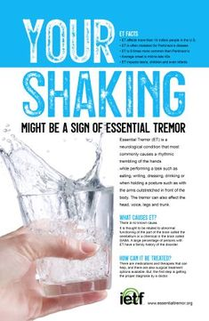In March was designated as National Essential Tremor Awareness Month, a time to educate the public about essential tremor. National Awareness Months, Essential Tremors, Facebook Cover Images, Twitter Cover, Local Library, Donate Now, Social Media Channels, Good Cause, Medical Conditions