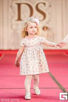 A combination of ruffles, jacquard lace, precious fabrics and unique embellishments comprise De Salitto children's F/W 2015/16 collection. Sophistication with a playful touch is what this fashion-forward collection is all about!