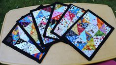 """Love these """"i spy"""" place mats by @Stacey (Boy, Oh Boy, Oh Boy!)"""