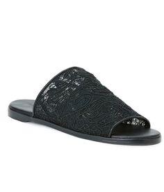 Rachel Zoe Belcaro Slip-On Sandals