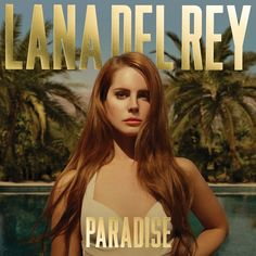 "Lana Del Rey - Paradise EP on 12"" Vinyl"