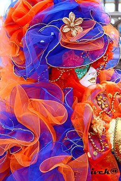 Carnevale Venezia by Dana Brijelle Daniel Venetian Carnival Masks, Mardi Gras Carnival, Carnival Of Venice, Venice Carnivale, Venice Mask, Mascarade Mask, Costume Venitien, Beautiful Mask, Carnival Costumes
