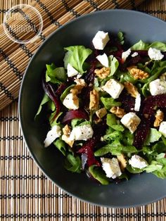 Healthy Snacks, Healthy Recipes, Salad Recipes, Food To Make, Healthy Lifestyle, Food And Drink, Favorite Recipes, Yummy Food, Lunch