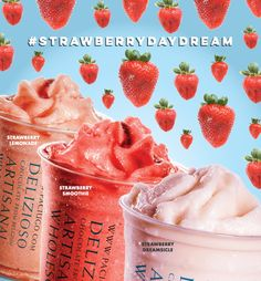 Springtime 2015 = Strawberrytime!