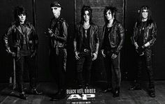 Black Veil Brides ~ new band pictures