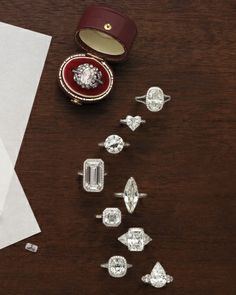 What to look for when it comes to engagement ring cuts