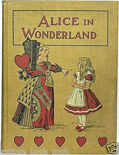 book report on alice in wonderland by lewis carroll