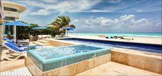 Turquoise waters and white beaches? What more can you ask for? How about low prices for your stay in paradise? Our Playa Del Carmen house rentals range from condos situated directly on the golf course to beachfront villas with private pools and Jacuzzis. Find out more.