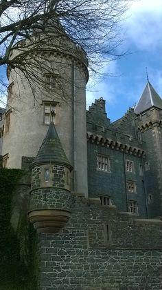 Killyleagh Castle, Killyleagh, Downpatrick, Co. Down, N. Ireland