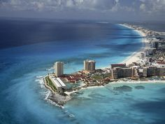 Been to the resort at the very tip of Cancun!  Dreams Resort!  BEAUTIFUL