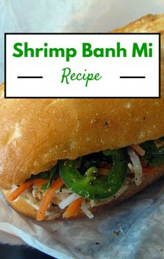 Because Daphne Oz is the most social media savvy of her 'Chew' co-hosts, she took it upon herself to create a photogenic recipe that tastes as good as it looks. Her Shrimp Banh Mi is one delicious recipe!