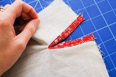 Sewing a Continuous Bound Placket (The Simple One)