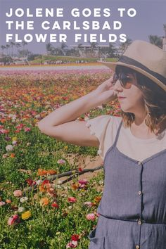 Read about my sunshine-filled day in Carlsbad - photos, tips and more!