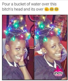 Merry Christmas Weave • Ghetto Red Hot