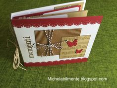 MichelAbilmente: Mini album in rosso