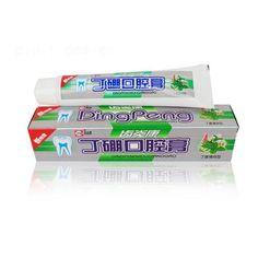 1Pc Lilact fragrance borax anti bacteria toothpaste anti-halitosis oral care toothpaste Y1-5 #Affiliate