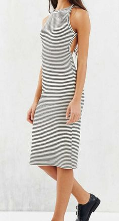 Gender Women's Occasion Casual/Daily Dresses Type Sheath Color White Pattern Striped Waistline Type High Rise Elasticity Micro-elastic Fabric Others Look After Me Hand wash, Machine wash Dress Length Mini Net Weight(kg) 0.4
