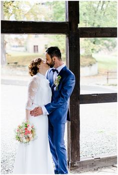 Christin & Alex | Hochzeit im Kloster Anrode