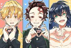 ❤Kimetsu no Doujinshin❤ [Kny] Otaku Anime, Manga Anime, Anime Demon, Slayer Meme, Demon Slayer, Adashino Benio, Estilo Anime, Cute Anime Pics, Demon Hunter