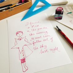 Drawing :-) #dippen #illustration by ingthings