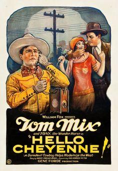 Hello Cheyenne (1928)