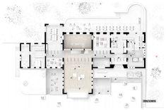 Abschlussarbeit: HAUS 240 Sullivan Barracks, Katariina Minits, Hochschule Darmstadt - Campus Masters | BauNetz.de