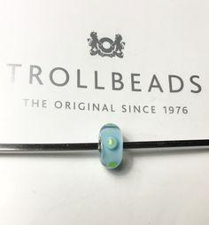 Authentic Trollbeads Unique OOAK Bead Common Core NEW