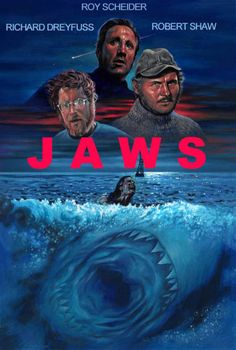 Explore the horror collection - the favourite images chosen by publicinsomniac on DeviantArt. Jaws Movie Poster, Poster S, Movie Posters, Jaws Film, Jaws 2, Image Film, Perfect Movie, Cultura Pop, Cool Posters