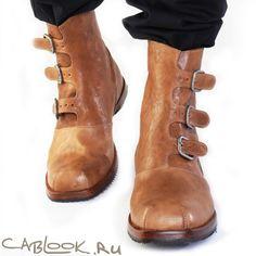 Ботинки мужские CYDWOQ FUTURE купить в магазине дизайнерской обуви КАБЛУК.РУ