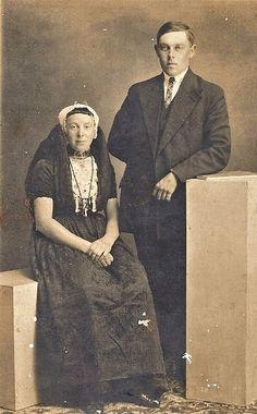 vader en moeder v.d.Gouwe