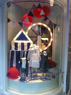Window Display - VM - Store Interior - Kids visual merchandising -  carnival / circus