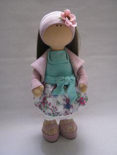 Handmade doll. doll for interior. doll. author handmade doll. кукла ручной…