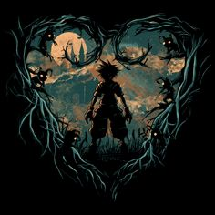 The night's heart - NeatoShop
