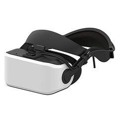Virtual Reality Headset, VR Helmet VR Glasses Headset PC Game Helmet Display Computer Vr One Machine, Smart Technology Mobile Phone Dedicated, PU Leather Mask Virtual Reality Education, Virtual Reality Goggles, Virtual Reality Systems, Virtual Reality Headset, Augmented Reality, Technology World, Mobile Technology, Ps4, Playstation
