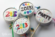 Party drums for your kids | Lola.vn
