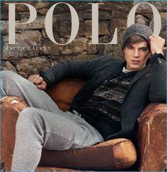 Polo Ralph Lauren 2016 Fall/Winter Men's Campaign