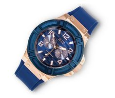 Guess Watch *Prices Valid Until 25 Dec 2013 Gold Jewelry, Fine Jewelry, Crossed Fingers, Silver Rings, Bling, Watches, Diamond, Bracelets, Earrings
